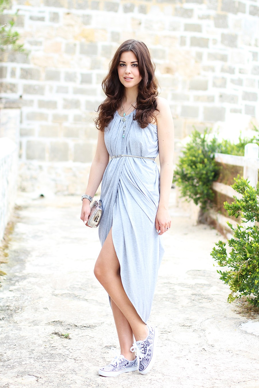 grey-wrap-dress