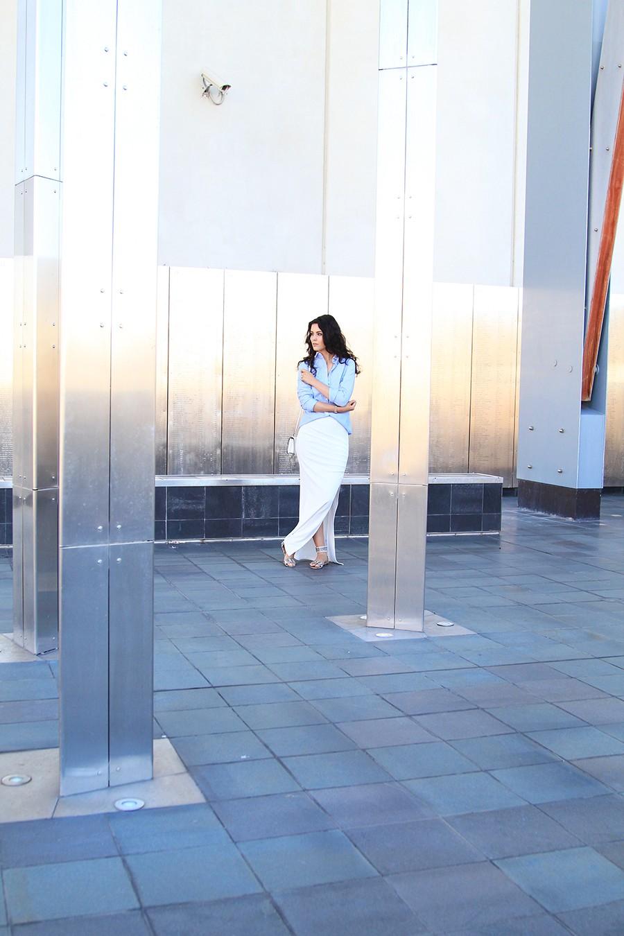 white-maxi-skirt