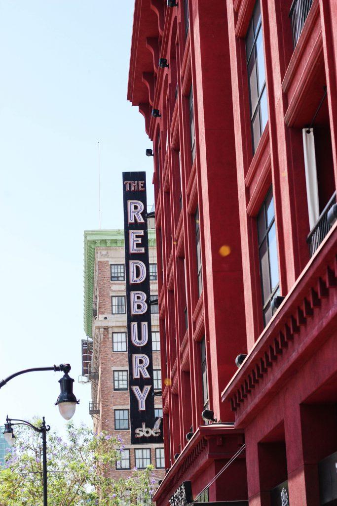 Redbury-front-hotel-la