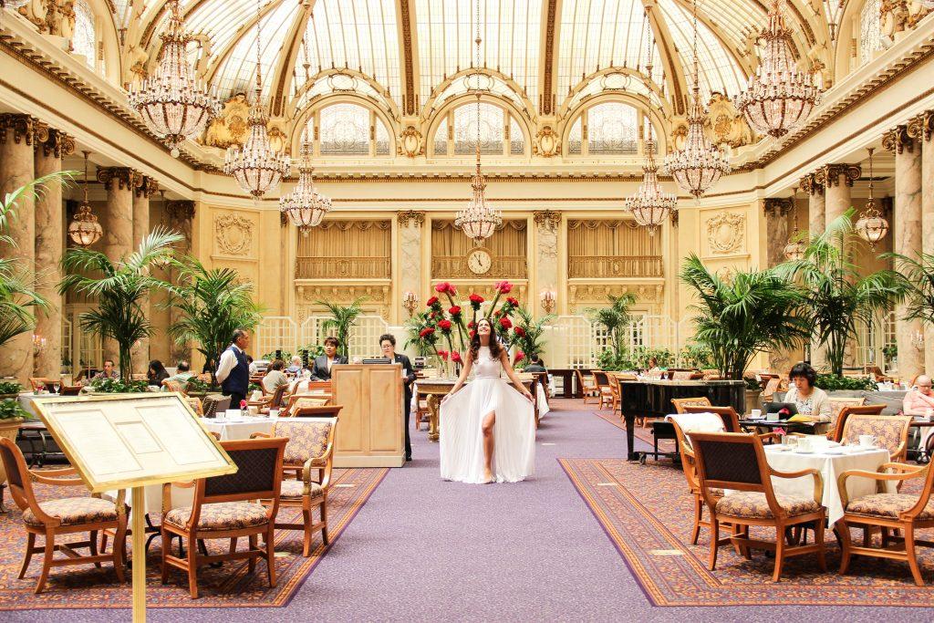 Thepalace-Restaurant-dress-flowers
