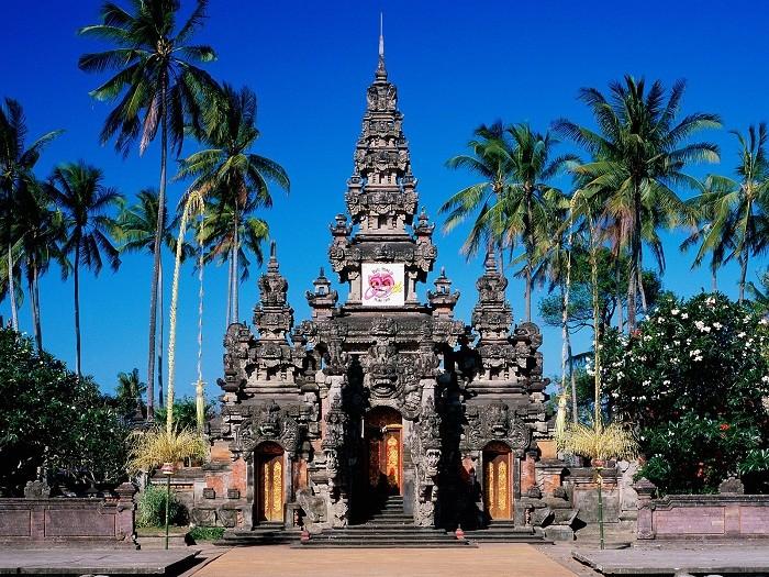Hello Bali!
