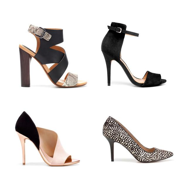 Shoe Favorites: ZARA