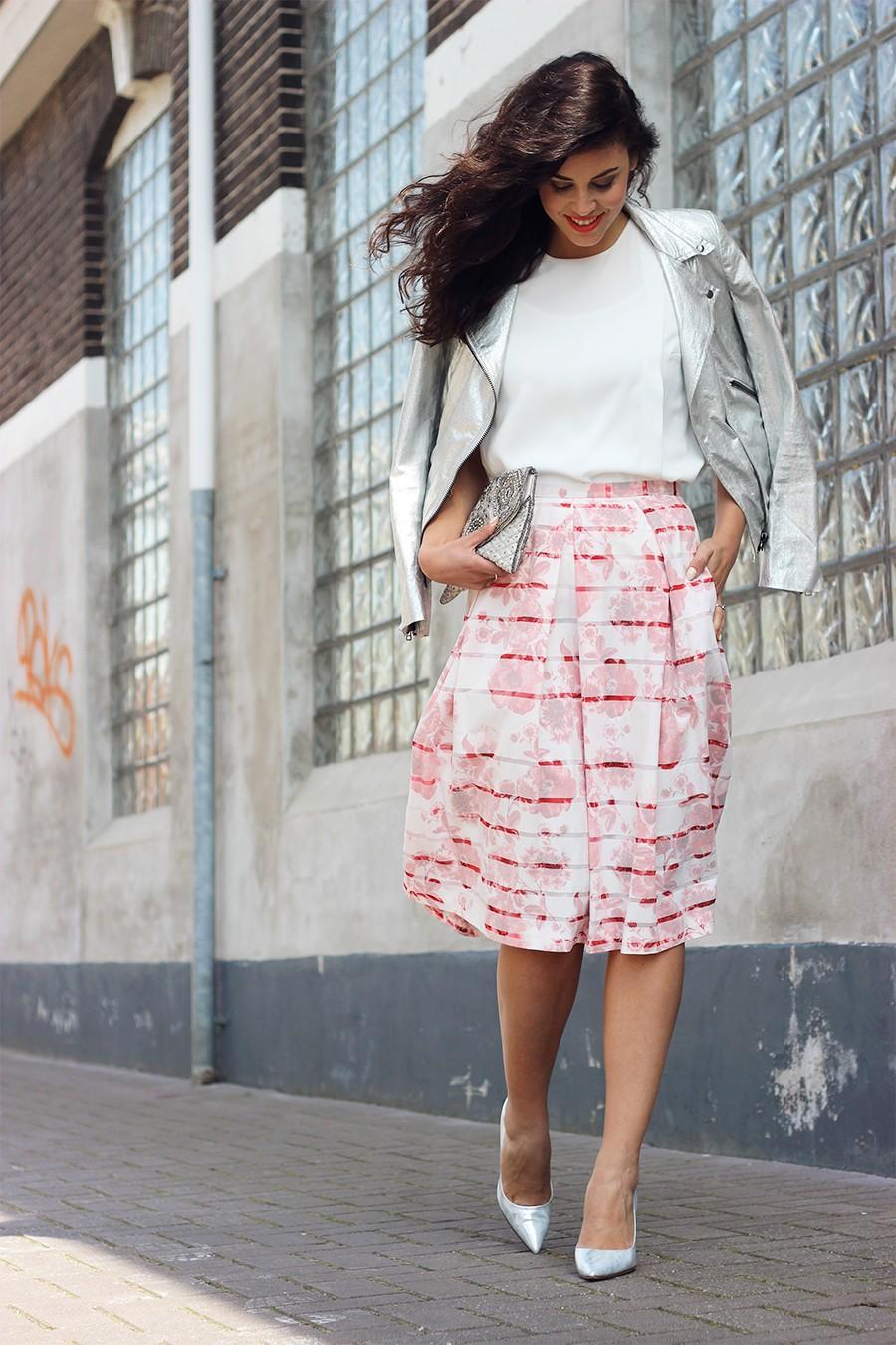 oasis-floral-midi-skirt