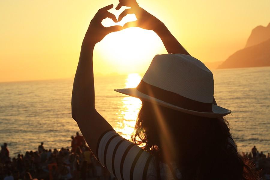 sunset-ipanema-beach